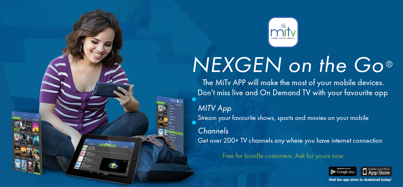 MITV - Next Generation TV & Internet